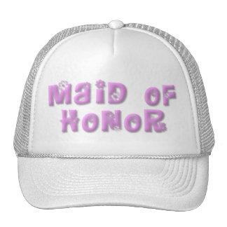 KRW Maid of Honor Baseball Cap Trucker Hat