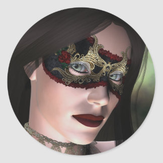 KRW Masquerade Fantasy Stickers