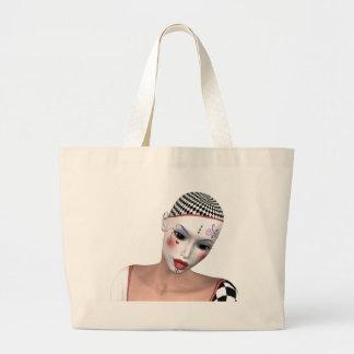 KRW Mime Large Tote Bag