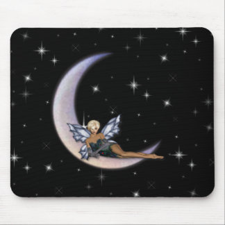 KRW Moon Faery Mouse Pad