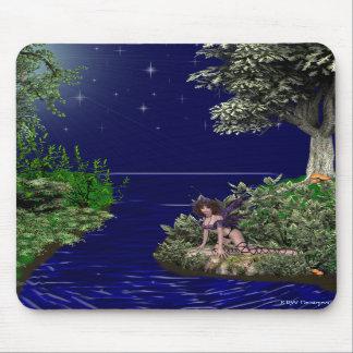 KRW Moonlit Faery Mouse Mat