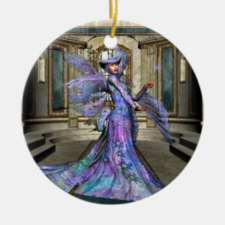 KRW The Fairy Godmother Fantasy Ornament