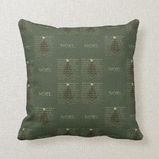 KRW The First Noel Christmas Decor Pillow