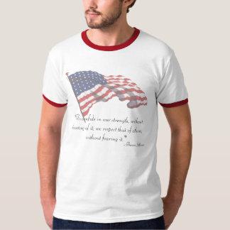 KRW Thomas Jefferson Quote T-Shirt
