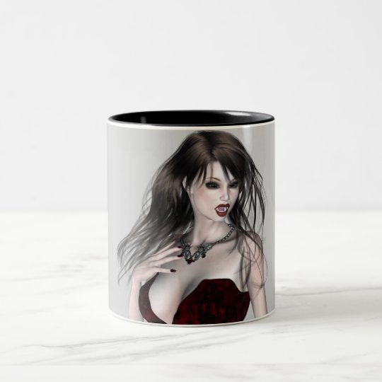KRW Vampire Mug