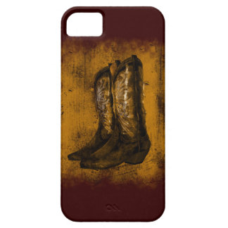 KRW Western Wear Cowboy Boots Phone Case