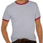 KRW Wigglers rouge Cadillac des vers T-shirt