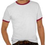 KRW Wigglers rouge Cadillac des vers Tee Shirt