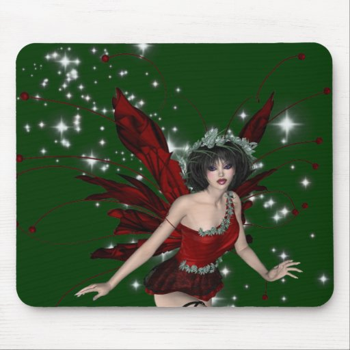 KRW Woodland Faery Mouse Pads
