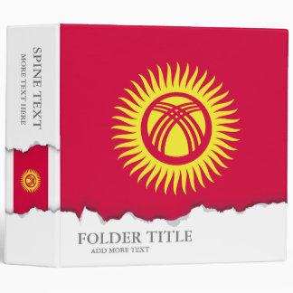 Krygstan Flag Binder