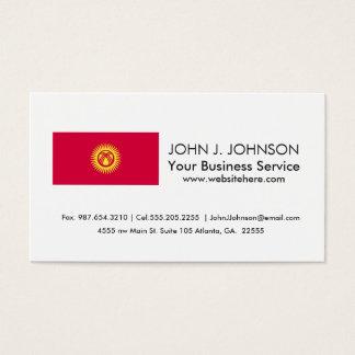 Krygstan Flag Business Card
