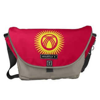 Krygstan Flag Commuter Bag