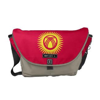 Krygstan Flag Messenger Bags