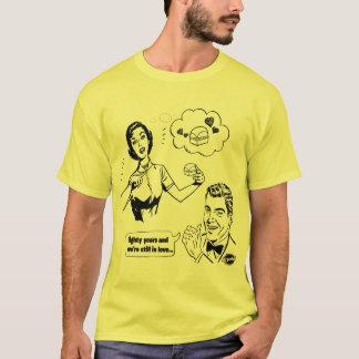 Krystal Choice - 80 Years of Love T-Shirt