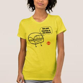Krystal Choice - Bun Stare Tee Shirt