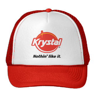 Krystal Nothin Like It Mesh Hats