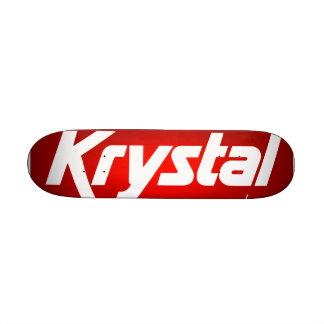 Krystal Skateboard