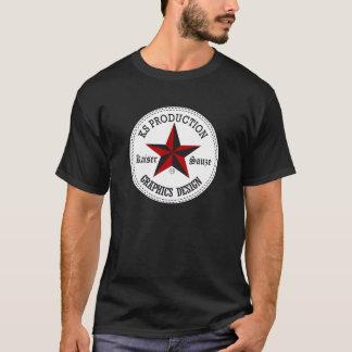 KS Prod's converse black red GOOD T-Shirt