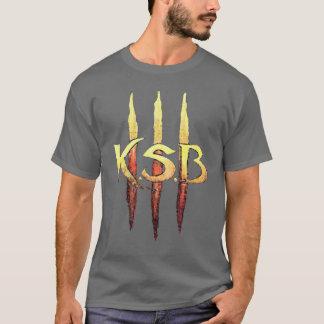 KSB Grunge Logo T-Shirt