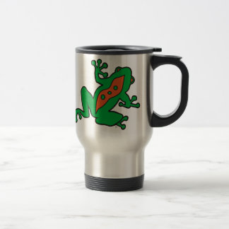 KSF Frog Travel Mug