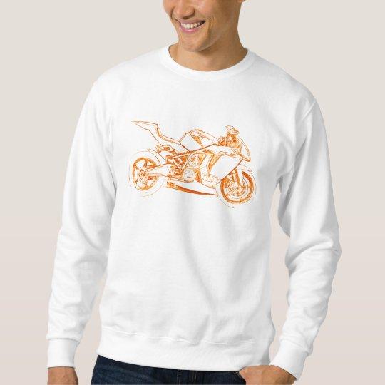 KT RC8 Side Sketch Sweatshirt