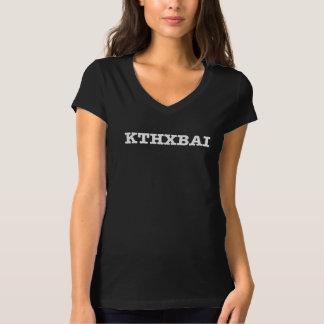 KTHXBAI Text Humor Tshirts