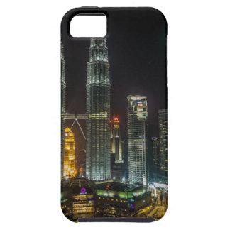 Kuala Lumpar Skyline At Night Case For The iPhone 5