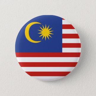 kuala lumpur flag 2 inch round button