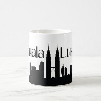 Kuala Lumpur, Malaysia Landmark Gift Mug