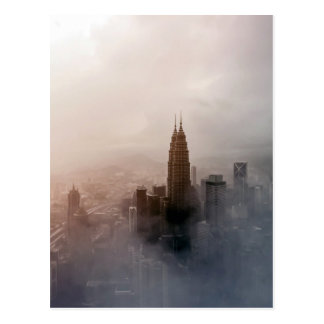 Kuala Lumpur Postcard