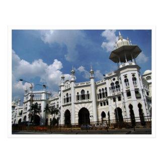 Kuala Lumpur Railway Station (Railway Museum) Postcard