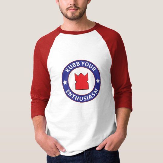 Kubb Your Enthusiasm T-Shirt