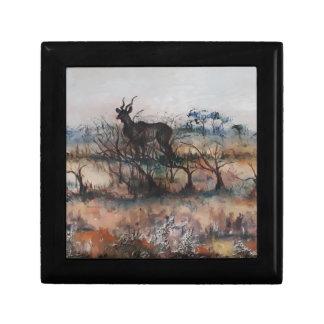 Kudu Bull Gift Box