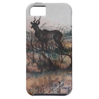 Kudu Bull iPhone 5 Cover
