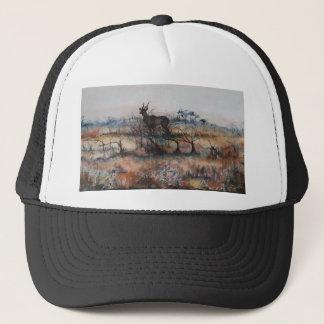 Kudu Bull Trucker Hat