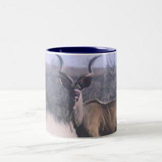 Kudu Two-Tone Coffee Mug