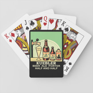 Kuebler Half & Half Classic Playing Cards
