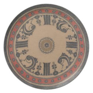Kufic plate (darker)