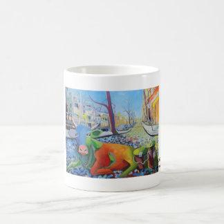 Kuhle cup: Baby Amsterdam Coffee Mug