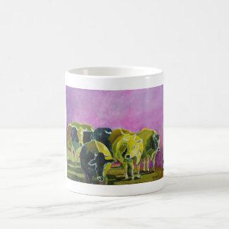 Kuhle cup: Herd heimzu Coffee Mug