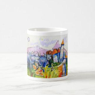 Kuhle cup: Herd heimzu II Coffee Mug