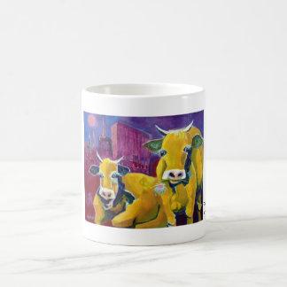 Kuhle cup: Pop & Corn Coffee Mug
