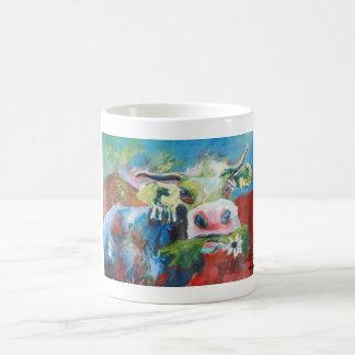 Kuhle cup: Selma Greenhorn Coffee Mug