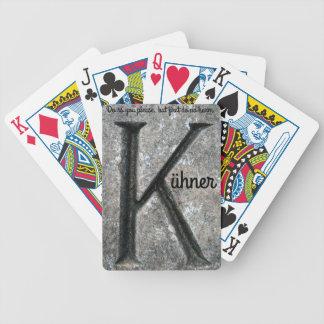 Kühner Spielkarten Bicycle Playing Cards