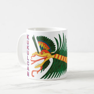 KUKULCAN- GRAN CARIB- CANCUN MEXICO COFFEE MUG