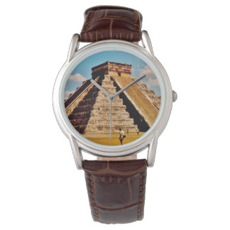 Kukulkan Pyramid Watch