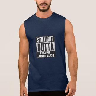 Kukuwa  Men's Ultra Cotton Sleeveless T-Shirt