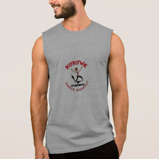 Kukuwa® Ultra Cotton Sleeveless T-Shirt for Men