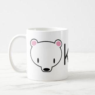 kuma-chan coffee mug