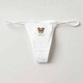 Kuma-chan Kawaii Bear Customizable Underwear
